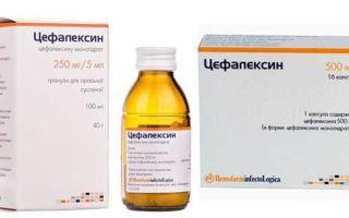 Цефалексин: инструкция по применению, цена, отзывы, аналоги