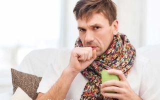 Сухой кашель у взрослого: причины, чем лечить