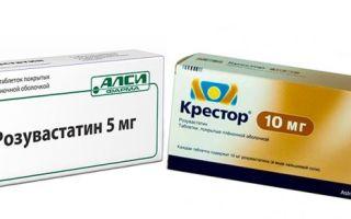 Розувастатин 5 мг — инструкция по применению, цена в аптеке и отзывы покупателей, аналоги