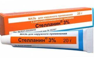 Стелланин мазь: инструкция по применению, цена в аптеке и что это за средство?