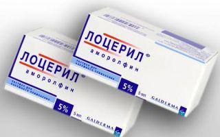 Лак от грибка ногтей Лоцерил — отзывы и цена в аптеке, инструкция по применению, аналоги препарата