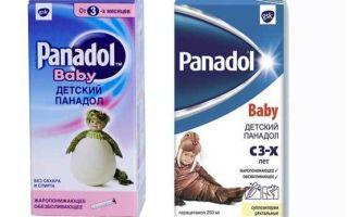 Панадол детский сироп: инструкция по применению, дозировка и цена в аптеке, отзывы и аналоги