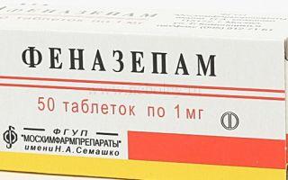 Анафранил: инструкция по применению, форма выпуска и фармакологическое действие препарата