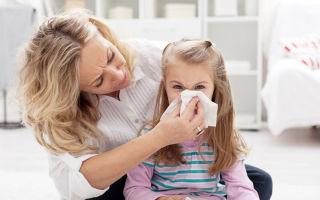 Аллергия на пыль у ребенка: симптомы, эффективные методы лечения