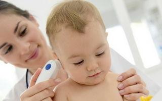 Отит у детей: симптомы и лечение патологии, гнойная, средняя и острая форма