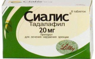 Сиалис: инструкция по применению, цена, отзывы, аналоги таблеток