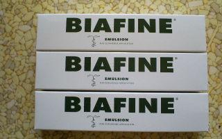 Бинафин крем, мазь: инструкция по применению, особенности использования препарата и дозировка