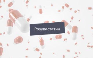Розувастатин: инструкция по применению, аналоги, цена 10 и 20 мг, отзывы