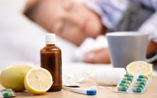 ОРВИ и грипп — лечение у взрослых: эффективные препараты и домашние средства
