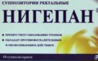 Проктозан свечи: инструкция по применению, цена в аптеке и формы выпуска препарата