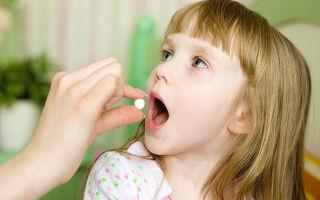 Капли Анаферон для детей — инструкция по применению, описание и химический состав препарата