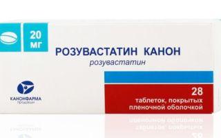 Симвастатин: общие сведения о препарате и инструкция по применению, цена в аптеке