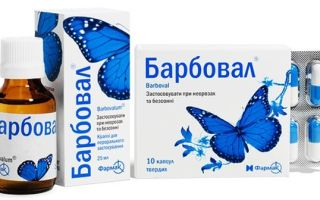 Барбовал: инструкция по применению, цена в аптеке и аналоги капель