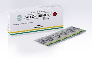 Аллопуринол: инструкция по применению, цена в аптеке и отзывы покупателей, аналоги таблеток