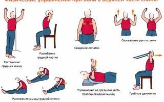 Остеохондроз грудного отдела позвоночника: симптомы и лечение патологии