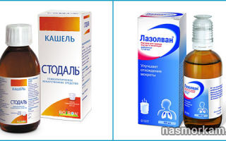 Стодаль: инструкция по применению, цена в аптеке и аналоги сиропа от кашля для детей