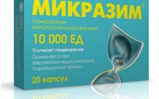 Панкреатин: инструкция по применению, цена в аптеке и отзывы, аналоги таблеток