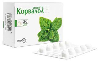 Корвалол таблетки: инструкция по применению, цена в аптеке и отзывы покупателей, аналоги препарата