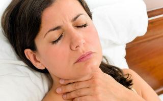 Ком в горле: причины ощущения и что это может быть, к какому врачу обратиться?