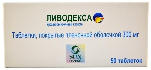 Ливодекса: инструкция по применению, цена таблеток 300 мг, отзывы, аналоги
