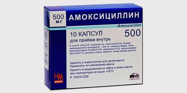Антибиотики при ангине, какие антибиотики назначают для лечения ангины