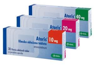 Аторис 10 мг - инструкция по применению, цена, отзывы, аналоги