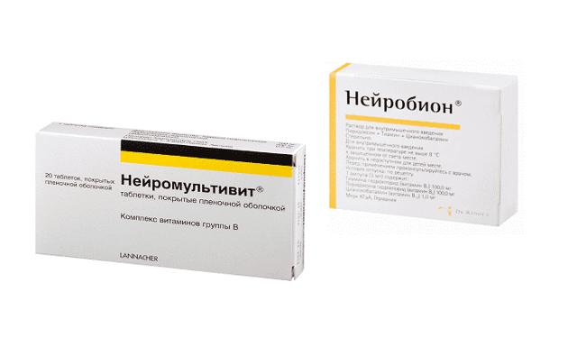 Нейробион: инструкция по применению, цена, отзывы, аналоги