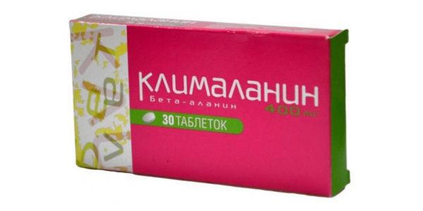 Клималанин: инструкция по применению, цена, отзывы врачей, женщин, аналоги таблеток Клималанин