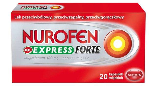 Нурофен экспресс: инструкция по применению, цена, отзывы, аналоги капсул (таблеток) Нурофен экспресс