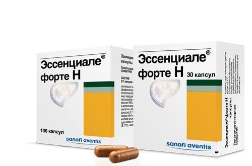 Фосфоглив - инструкция по применению, цена, отзывы, аналоги капсул Фосфоглив