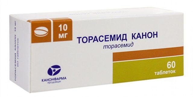 Торасемид: инструкция по применению, цена, отзывы, аналоги таблеток Торасемид Канон
