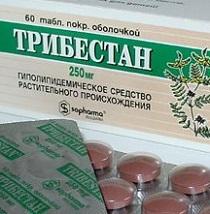 Трибестан: инструкция по применению, цена, отзывы, аналоги