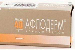 Афлодерм мазь, крем: инструкция по применению, цена, отзывы врачей, аналоги Афлодерм