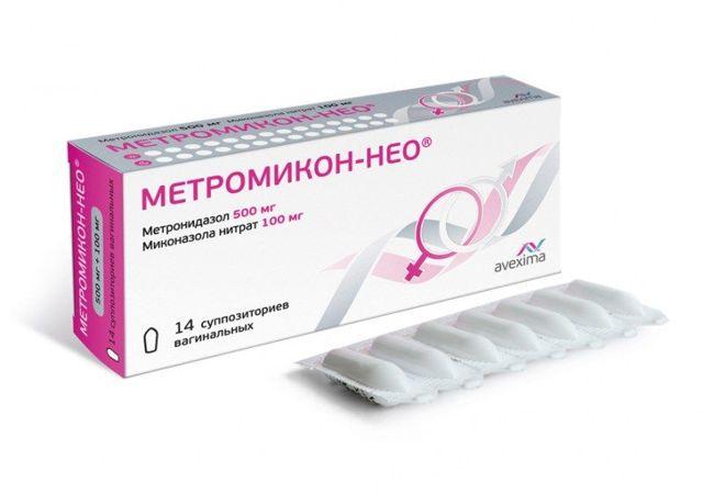 Метромикон-Нео свечи: инструкция по применению, цена, отзывы, аналоги