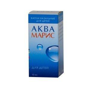 Аква Марис: капли для детей, новорожденных инструкция по применению, цена, отзывы, аналоги