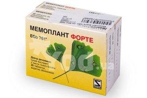 Мемоплант: инструкция по применению, цена, отзывы, аналоги