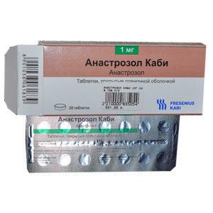 Анастрозол: инструкция по применению, цена в аптеках Москвы, отзывы, аналоги таблеток Анастрозол
