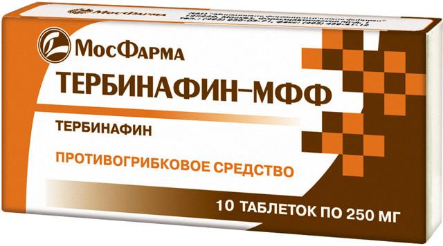 Тербизил мазь, таблетки: инструкция по применению, цена, отзывы, аналоги
