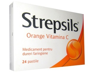 Стрепсилс: инструкция по применению, цена, отзывы, аналоги таблеток Стрепсилс