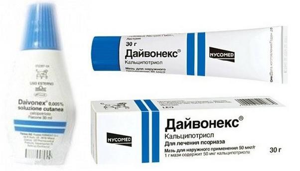 Дайвонекс мазь, крем: инструкция по применению, цена, отзывы, аналоги