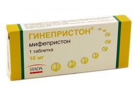 Гинепристон: инструкция по применению, цена, отзывы, аналоги таблеток Гинепристон