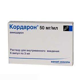 Кордарон: инструкция по применению, цена, отзывы, аналоги таблеток Кордарон