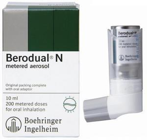 Беродуал для ингаляций: инструкция по применению, цена, отзывы, аналоги раствора для ингаляций Беродуал