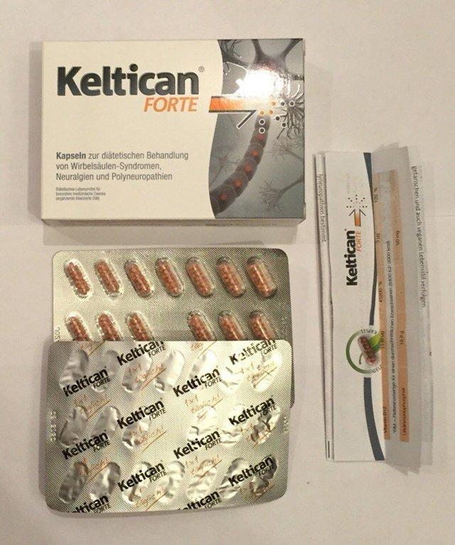 Келтикан: инструкция по применению, цена, отзывы, аналоги капсул, таблеток Келтикан Комплекс