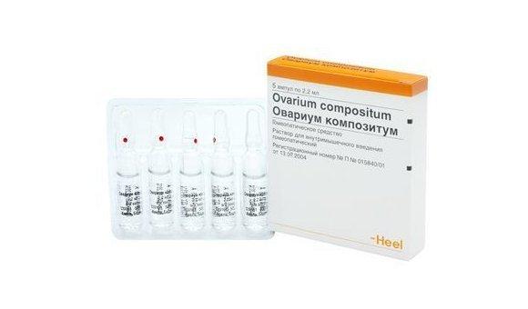 Овариум Композитум: инструкция по применению, цена, отзывы, аналоги уколов Овариум Композитум