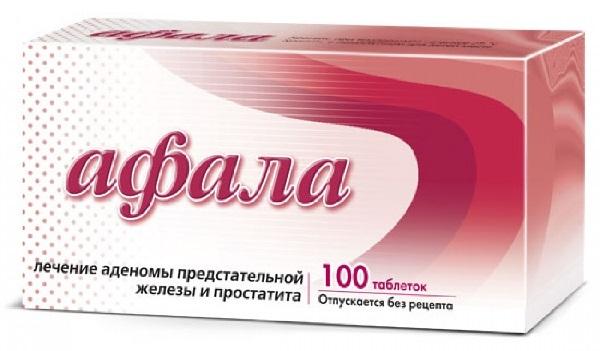 Афала: инструкция по применению, цена, отзывы врачей, аналоги таблеток Афала