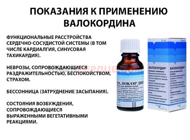 Валокордин: инструкция по применению, цена, отзывы, показания капель Валокордин