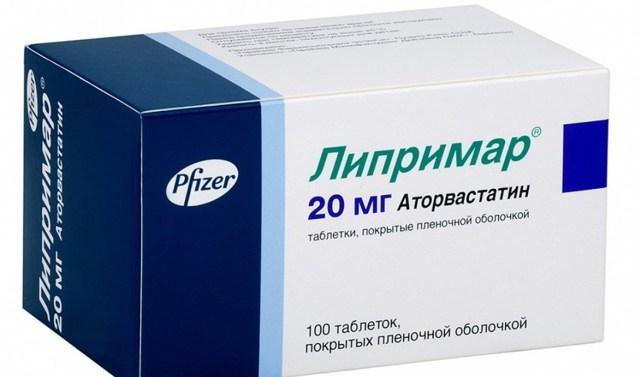Липримар 40 мг - инструкция по применению, цена, отзывы, аналоги