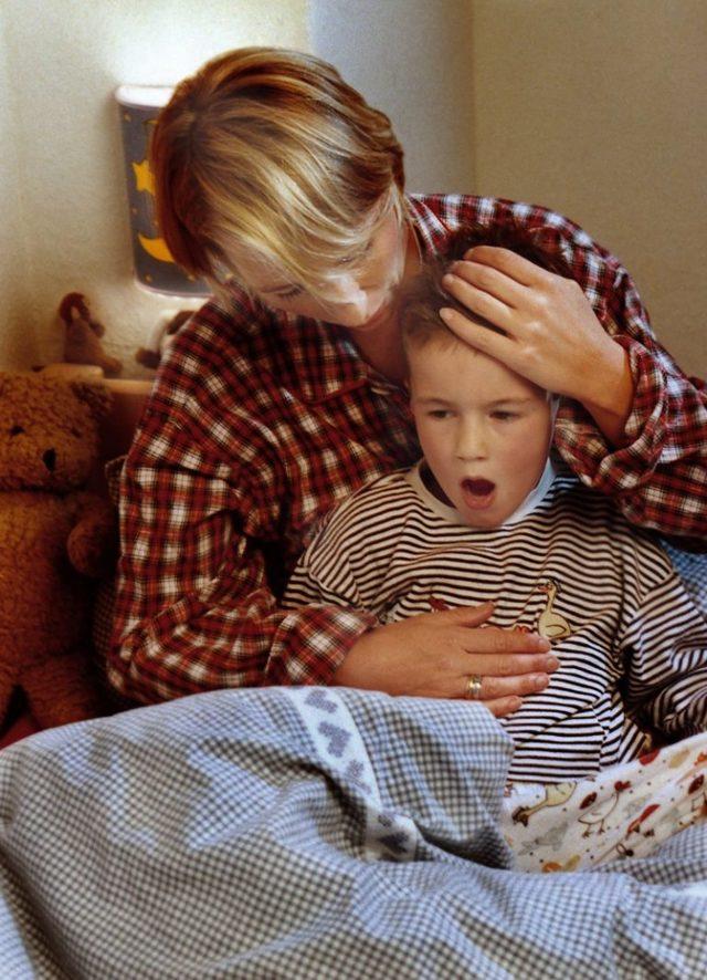 Коклюш: фото, симптомы, лечение коклюша
