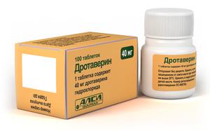 Дротаверин: инструкция по применению, цена, отзывы, аналоги таблеток Дротаверин